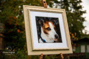 bespoke framed print