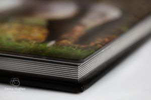 photo album edge