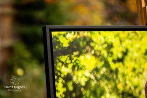 tray framed pro print close up