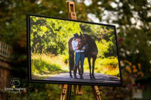 tray framed pro print